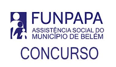 concurso público da Funpapa